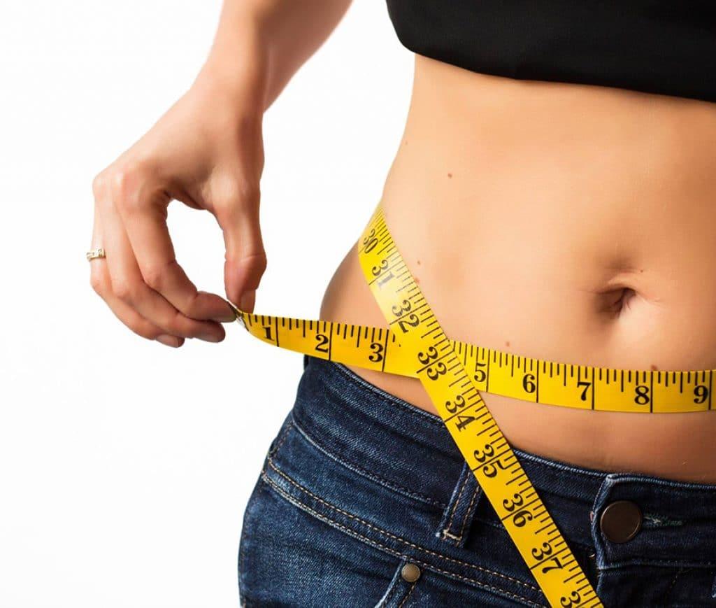 Perte de poids au niveau du ventre